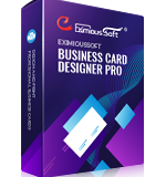 Boxshot of Business Card Designer Pro