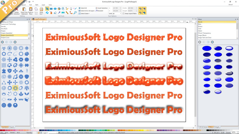 The best Logo Design Software - create logos with templates