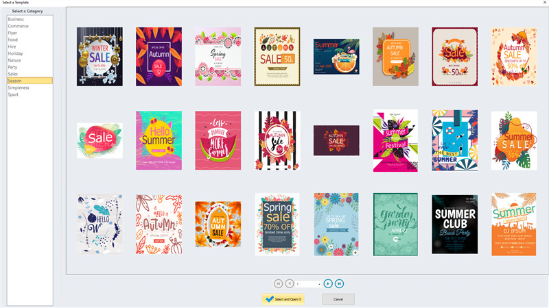 EximiousSoft Poster Designer RUS